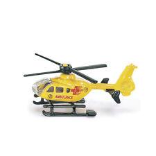 SIKU Rettungs Hubschrauber Helikopter Spielzeugauto Modellauto Super Serie 0856