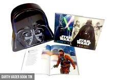 New Star Wars Darth Vader Book & Tin Set (value $34.99) Three Full Colour Books