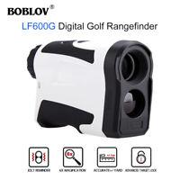 BOBLOV 6x22 Golf Laser Rangefinder Scope Monocular With Flag Lock with Pinsensor