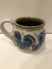 Hand Thrown Chatham Pottery Stoneware Mug 16 Ounce Magnificent