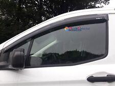 FORD Ranger 2012-2016 deflettori del vento VISIERA HEKO Colorata Nuovo di Zecca 4PC