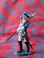 King & Country (retired) - BR072 - 1776 - Hessian officer with pike
