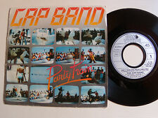 "GAP BAND : Party train 7"" 45T 1983 French pressing TOTAL EXPERIENCE 814 040"