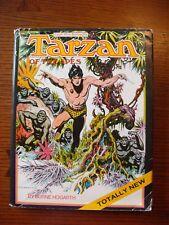 Edgar Rice Burroughs: Tarzan of the Apes by Burne Hogarth - 1st Ptg 1972 HC w/DJ