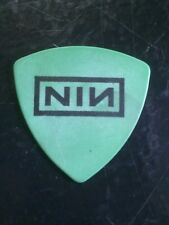 Nine Inch Nails Nin Guitar Pick Make An Offer!