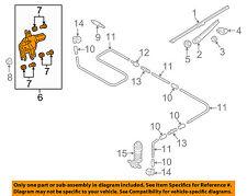 VW VOLKSWAGEN OEM 15-17 Golf LIFT GATE-Wiper Motor Assembly 5GM955711B
