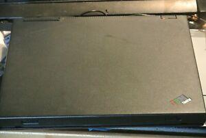 G40 IBM RETRo GAMING Laptop Windows 95 98 Win98 Serial DOS RETRO Gaming P4 2.8