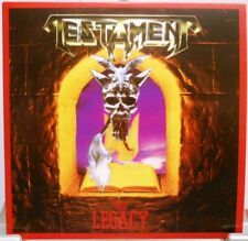 TESTAMENT + CD + The Legacy + Kultiger Thrash Metal Sound + Special Edition +