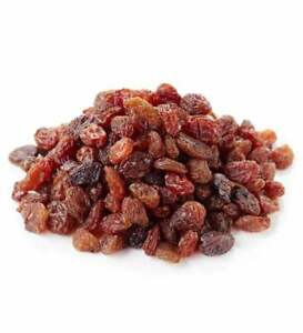 SALE!! BEST 100% NATURAL Red RAISINS , Dry Fruit Indian Organic and Pure
