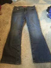 Mossissue Women's Blue Jeans Size 15 Great Condition