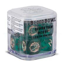 Blood Bowl - Skavenblight Scramblers Skaven Dice - SECOND EDITION