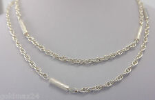 Silberkette / 925er Silber / ca. 90 cm