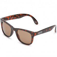 $18.00 Vans Foldable Spicoli Sunglasses brown honey VN0UNKFZF