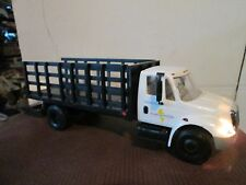 international 1/24 DG Productions Flatbed Stake body plastic truck play force