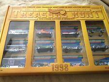 Hot Wheels JC Penny Treasure Hunt Set 1998 Diecast Car