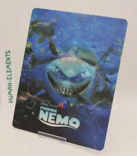 FINDING NEMO - Lenticular 3D Flip Magnet Cover FOR bluray steelbook