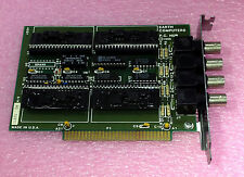 RARE - EARTH COMPUTERS P.C. HUB 8-BIT ISA 4 PORT COAX HUB CARD  MODEL NO SN404C