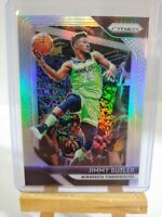 Jimmy Butler 2018-19 Panini Prizm SILVER #67 Timberwolves Miami Heat
