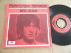 "DISQUE 45T DE BARRY RYAN "" RED MAN """