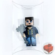 LEGO Minecraft Skin 8 Minifigure - Pixelated Jacket - NEW