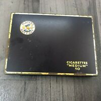 Authentic Vintage Collectable Players Navy Cut Cigarette Tin 50 Medium Rare