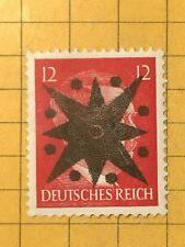 GERMANY (PERLEBERG) 1945 POST WWII-LOCAL ISSUE 12 Rpf.  MNH