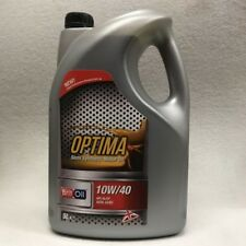 2 X 5 LITER 10W40 10 40 SEMI PART SYNTHETIC ENGINE OIL SAE CAR VAN VEHICLE 10L