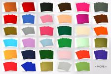 "Sticky Back Self Adhesive Acrylic Felt Fabric 9"" Square - per 2 sheets (FFELT..."