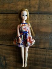Dawn Doll Boots Very Good Condition 1 pair of Peach