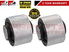 FOR VAUXHALL OPEL GM VECTRA C SIGNUM REAR TRAILING ARM WISHBONE BUSHES 24452034