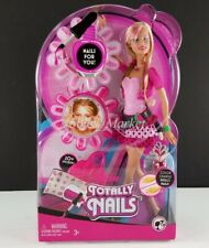 Mattel 2008 Totally Nails Barbie Doll NRFB N6429