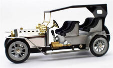 Mamod SA1L Working Live Steam Limousine (Silver) - Classic Car of Yesteryears