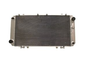 Aluminum Radiator For Toyota MR2 AW11 MK1 1.6L 1984-1989 1985 1986 1987 1988