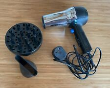 Revlon Hair Dryer with Diffuser and Concentrator - Preowned