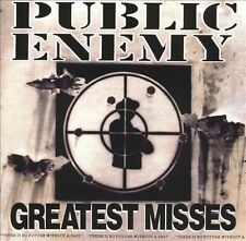 Greatest Misses by Public Enemy (CD, Sep-1992, Def Jam (USA))