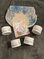4x .5 oz = 2 oz Derma E Hydrating Night Cream w/ Hyaluronic Acid and Green Tea