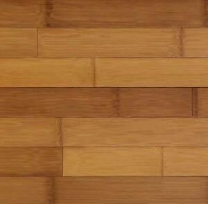 "2-1/4"" Natural Bamboo Flooring - EnviFloors.com (Sample)"
