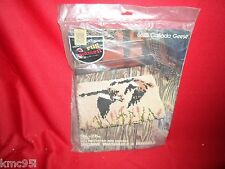 Red Heart Rug Pattern Kit NEW #6625 Canada Geese 20 x 27 inch