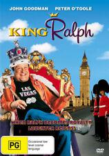 KING RALPH DVD [New/Sealed] John Goodman