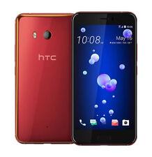 HTC U11 - 64GB - Solar Red (Ohne Simlock) Smartphone