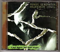 MONDO GENERATOR QoTSA Nick Olivieri rare out of stock cd A DRUG PROBLEM