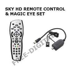 SET - Sky HD Remote Control & Magic Eye Bundle - Sky+ HD Rev 9 RCU