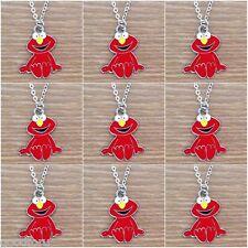 Lot Wholesale 9 Sesame Street Elmo Necklaces Birthday Party Boys Girls Gifts BIN