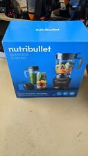 NutriBullet® Blender Combo with Single Serve Cups, 1000W