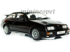 AUTOart 72861 FORD SIERRA RS COSWORTH 1/18 DIECAST MODEL CAR BLACK