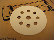 Pampered Chef 1525 Cookie Press Replacement Circles or Dots Disc #1