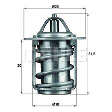 Thermostat Insert - MAHLE TX 6 83 - Quality MAHLE - Genuine UK Stock