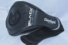 NEW Cleveland BLACK 2015 driver headcover Speed Innovation CG silver/blue cover