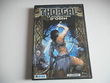 PC CD-ROM - THORGAL. LA MALEDICTION D'ODIN