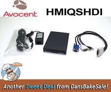 Avocent HMIQSHDI HMX Interface  with VGA, DVI-D, USB, Audio -  PN: 500-183-503